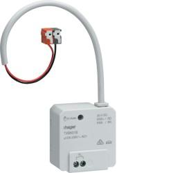 Actuador binario 1 canal, empotrar, 10 A, easy
