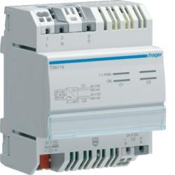 Fuente de alimentación, 30V DC, 320mA + 24V DC, 640 mA