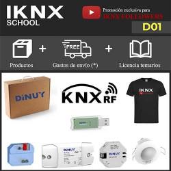 Kit KNX RF Dinuy D01