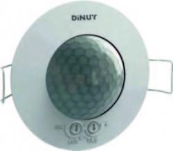 Detector de movimiento empotrable techo 360 ºC RF