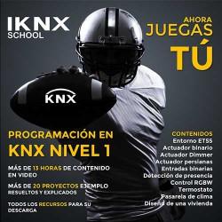 Programación en KNX. Nivel 1