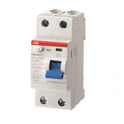 Interruptor diferencial F202A-40/0,03 AP-R