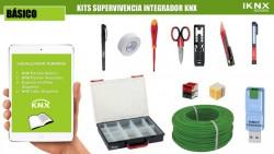 Kit Básico supervivencia integrador KNX