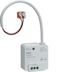 Actuador binario 2 canales, empotrar, 6 A, easy