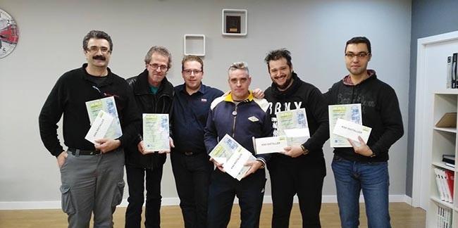 5 nuevos KNX Partner en C�rdoba