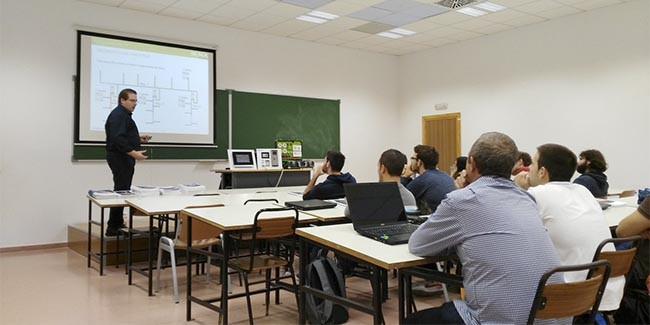 Jornadas KNX en la Universidad de C�rdoba