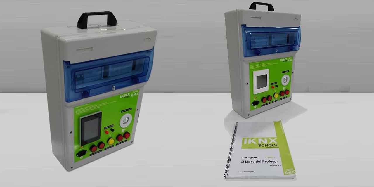 Nuevas maletas de pr�cticas KNX