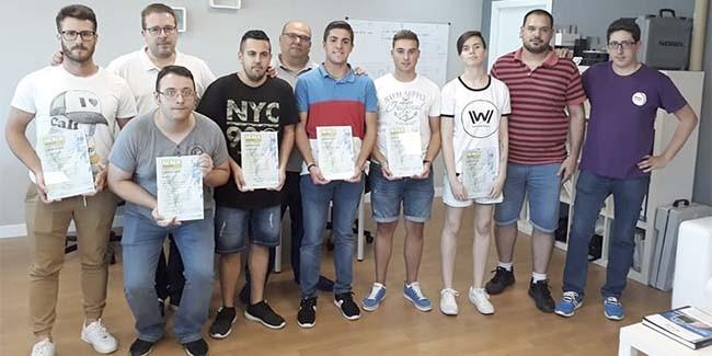 Los mejores expedientes de Espa�a se forman en IKNX SCHOOL