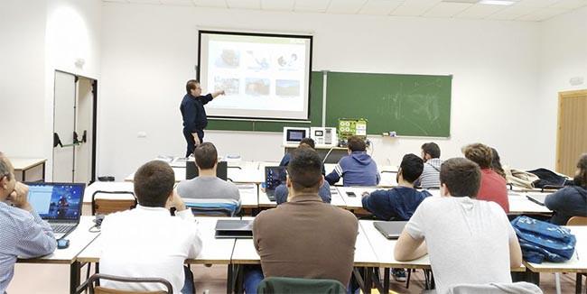 Master Eficiencia Energ�tica Universidad de C�rdoba