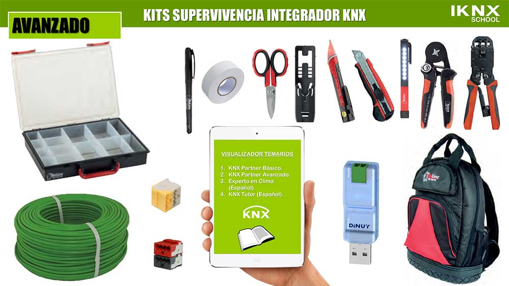 Kit integrador