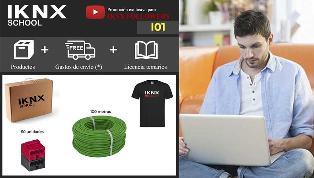Equipamiento KNX I01