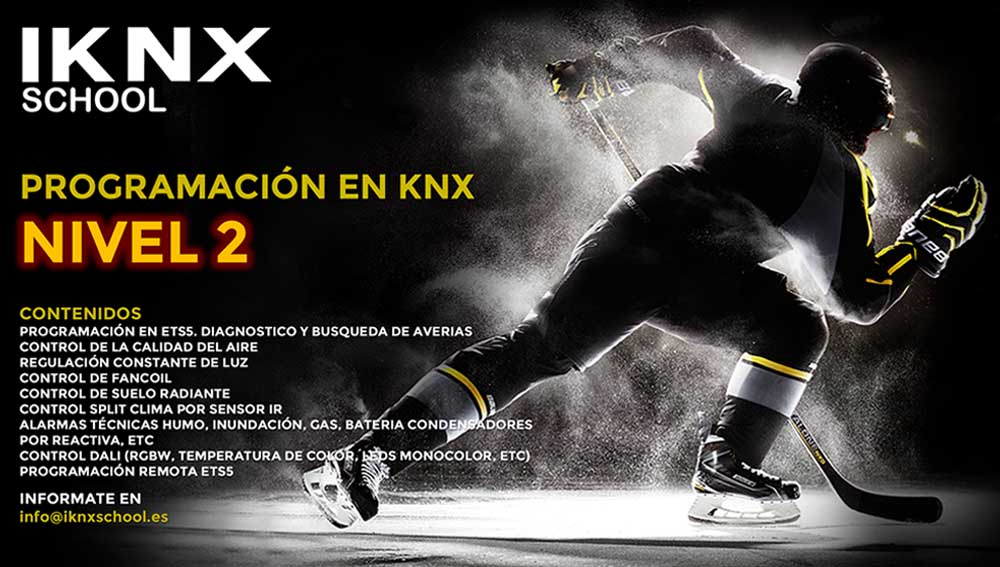 Curso KNX nivel 2